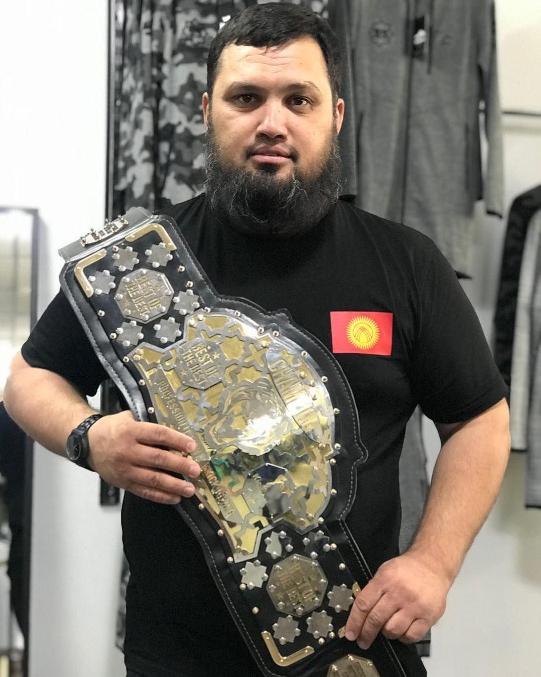 Бизнесмен Азиз Исмагамбетов