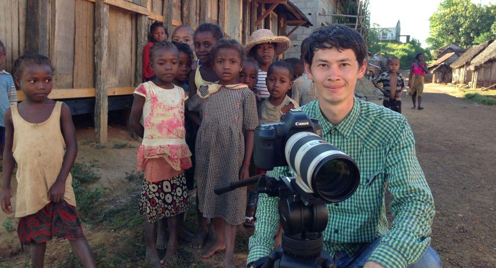 Кыргызстанец работающий режиссером и продюсером в Кувейте Алтынбек Касымбаев
