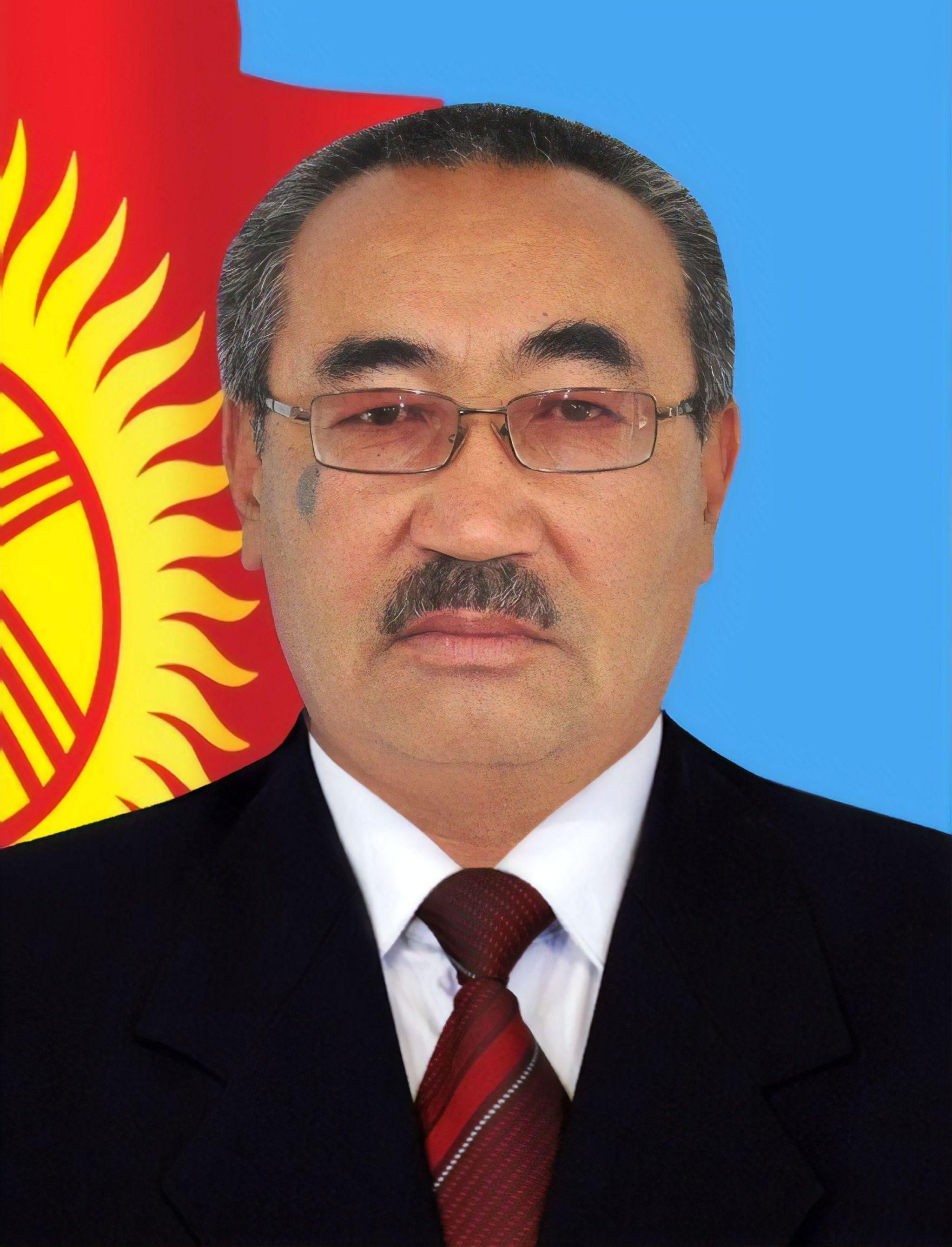 Аким Баткенского района Кенеш Салихов