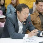 Депутат Бишкекского городского кенеша Рысбай Аматов