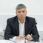 Директор муниципального предприятия Парковки и стоянки Дамир Жумашов