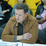 Депутат Бишкекского городского кенеша Эрмек Усубалиев
