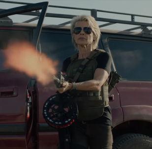 Студия 20th Century Fox представила первый трейлер фильма Терминатор: темные судьбы. Ролик опубликован на YouTube-канале американской киностудии.