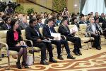 Гости на открытии Медиафорума стран Шанхайской организации сотрудничества в Бишкеке