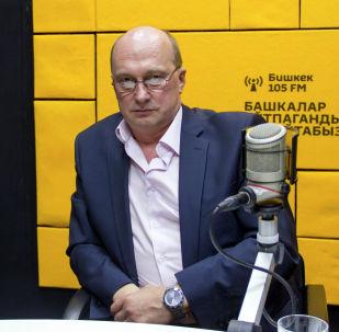 Сын первого директора Сары-Челекского биосферного заповедника Алексей Виноградов