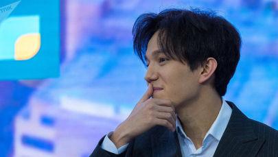 Казахстанский певец Димаш Кудайбергенов