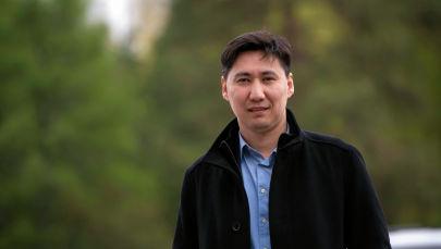 Старший инженер в Microsoft Муса Кожомкулов во время беседы