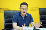 Кыргызстанда ВИЧ инфекциясынын жайылуу тенденциясы боюнча Партнерская сеть ассоциациясынын директору Айбар Султангазиев