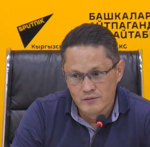 Директор ассоциации Партнерская сеть Айбар Султангазиев рассказал, сколько денег выделяется на профилактику ВИЧ в республике.
