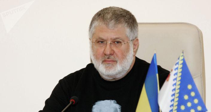 Известный украинский олигарх Игорь Коломойский. Архивное фото