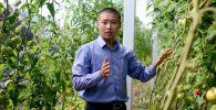 Ученый из Кыргызстана Тилек Токтогазиев. Архивное фото