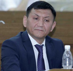Руководитель аппарата правительства Кыргызстана Самат Кылжыев. Архивное фото