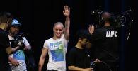 Боец UFC Валентина Шевченко. Архивное фото
