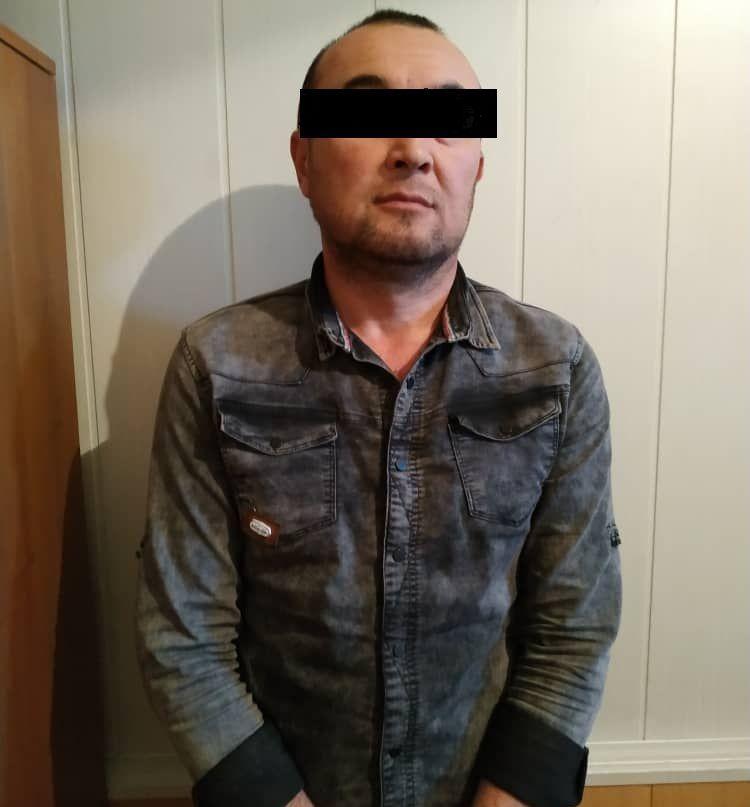 Задержанный по подозрению в попытке ограбления филиала одного из банков