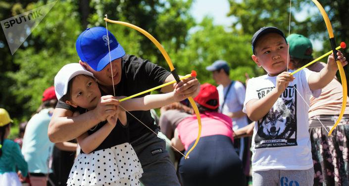 День защиты детей — один из старейших международных праздников