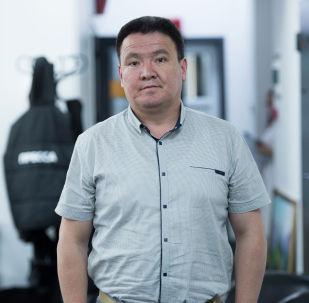 Бишкек токтотмолору жана унаа туруктары муниципалдык ишканасынын бөлүм башчысы Кабыл Кыдырмашев
