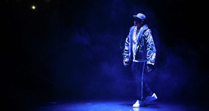 Американский музыкант Шон Кори Картер, известный под псевдонимом Jay Z. Архивное фото