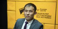 Транспорт жана жолдор министрлигинин жарандык авиация бөлүмүнүн башчысы Арзымат Матмуратов