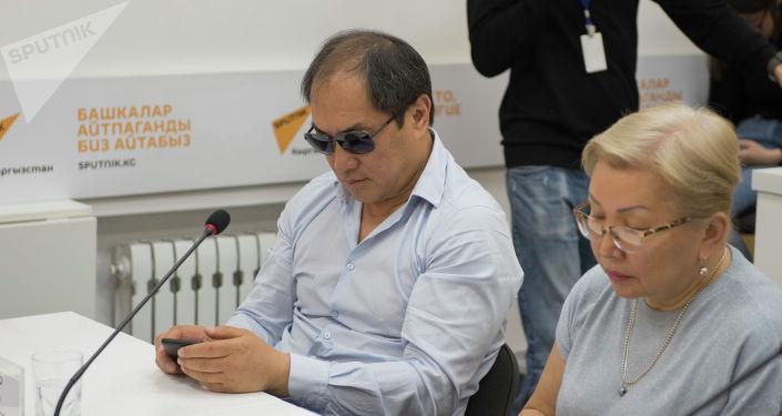 Телепродюсер Равшан Личаню. Архивное фото