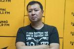 Директор общественной организации Велосообщество Искендер Алиев