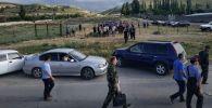 Чүй облусунун Сокулук районундагы Орок айылында мушташ болду
