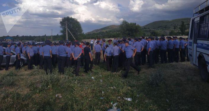 Сокулук районундагы Орок айылында чыккан мушташтын чоо-жайын айтып берди