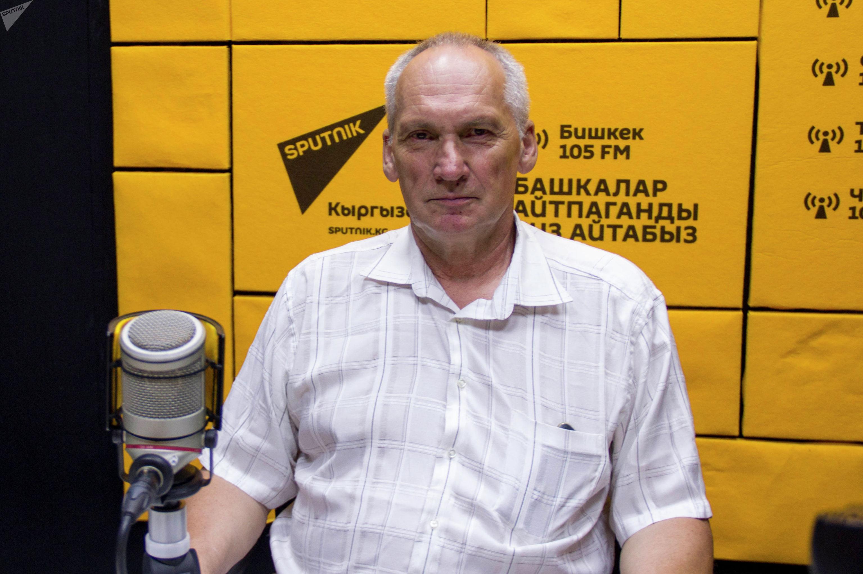 Сын первого директора Сары-Челекского государственного биосферного заповедника Николая Виноградова — Александр Виноградов