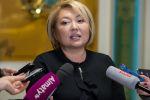 Вице-министр образования и науки Казахстана Эльмира Суханбердиева. Архивное фото