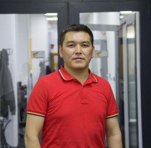 Кереге коомдук фондусунун кызматкери Бакытбек Абдуллаев