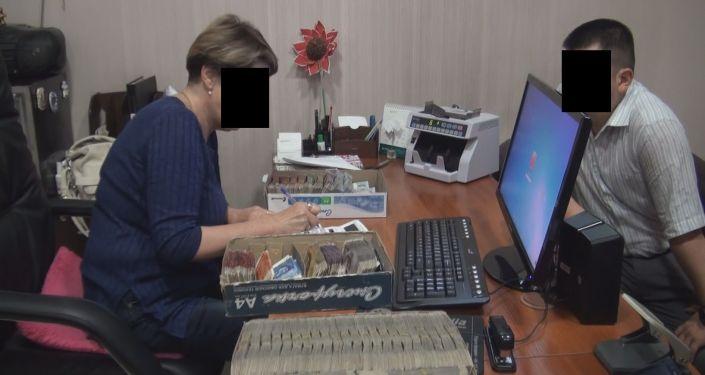 ограбление букмекерских контор в бишкеке