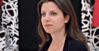 Главный редактор телеканала RT и МИА Россия сегодня Маргарита Симоньян. Архивное фото