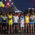 8 июня в Бишкеке состоялся ночной забег Toyboss Night Run