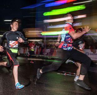 Участники могли выбрать дистанции на 5, 10 и 21 километр