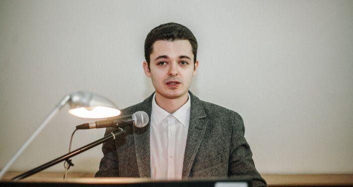 Кандидат политических наук, заместитель директора Института стратегических исследований и прогнозов РУДН Павел Фельдман