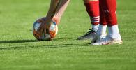 Футбол оюну. Архивдик сүрөт