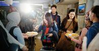Кыргызстанга Кытайдын борбордук опера театрынын 100дөн ашык кишиден турган чыгармачыл тобу келди