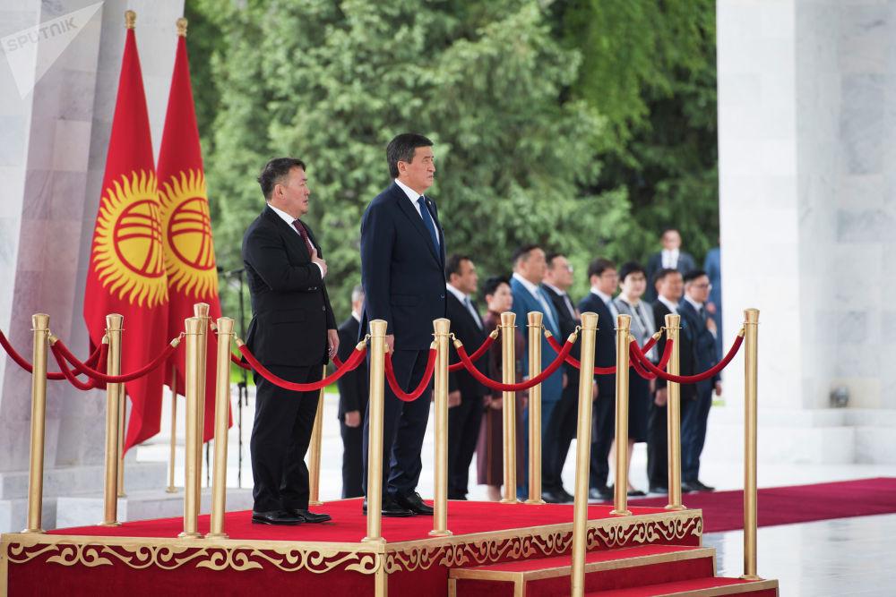 Баттулга также примет участие в саммите ШОС в качестве главы государства-наблюдателя