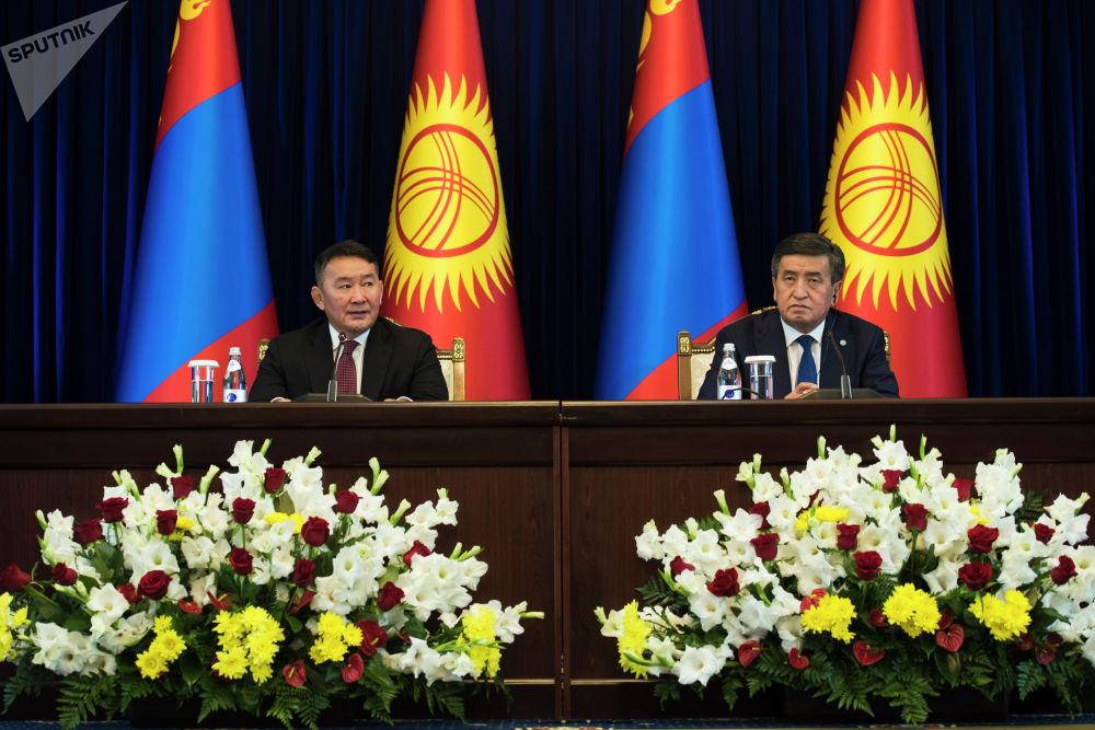 Среди подписанных есть соглашение о сотрудничестве в борьбе с терроризмом и в военной сфере