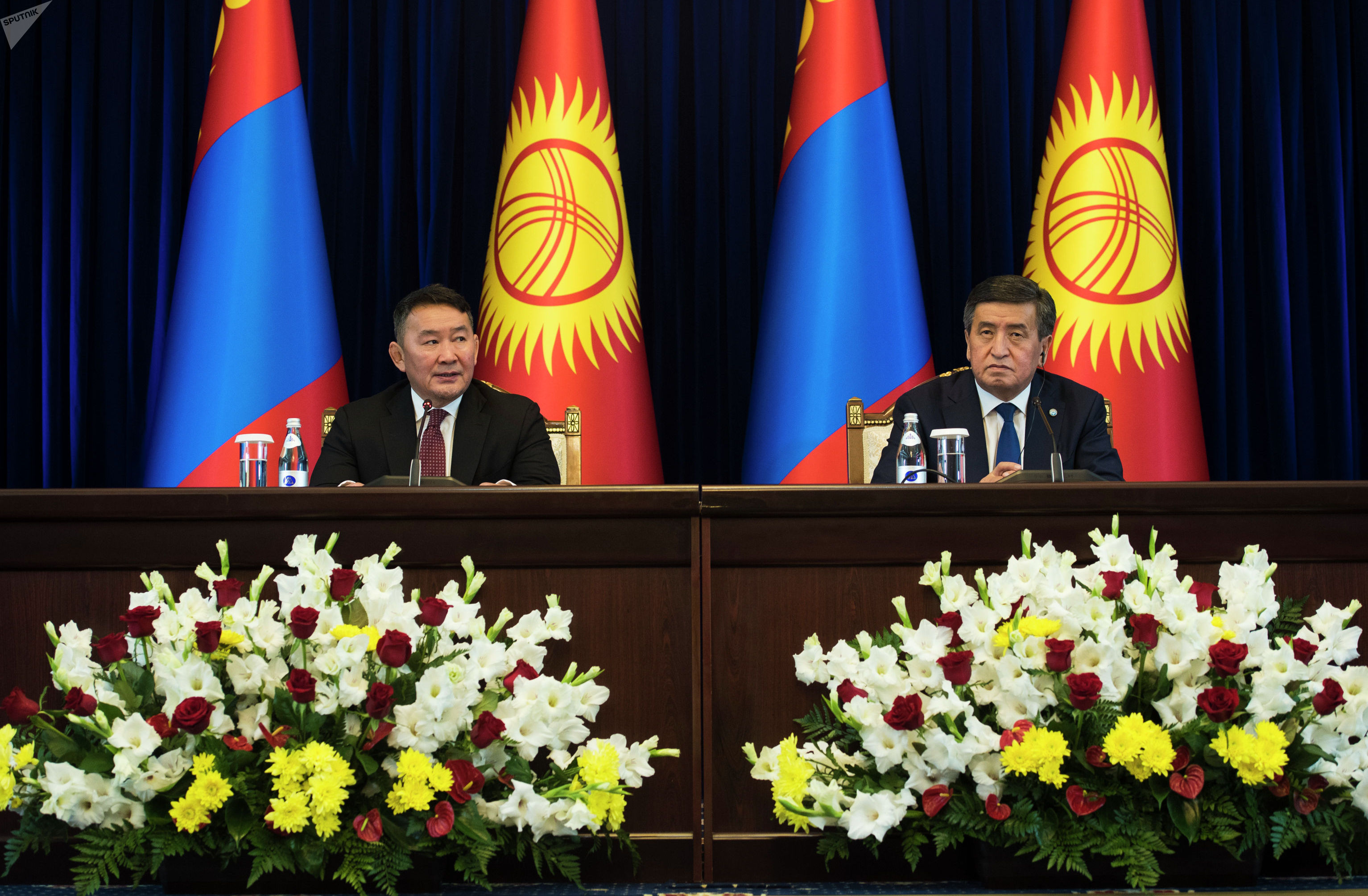 Среди подписанных соглашений есть документ о сотрудничестве в борьбе с терроризмом и в военной области