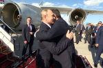 Президент Сооронбай Жээнбеков Россиянын лидери Владимир Путинди Кыргызстандын чыныгы досу экенин белгиледи.