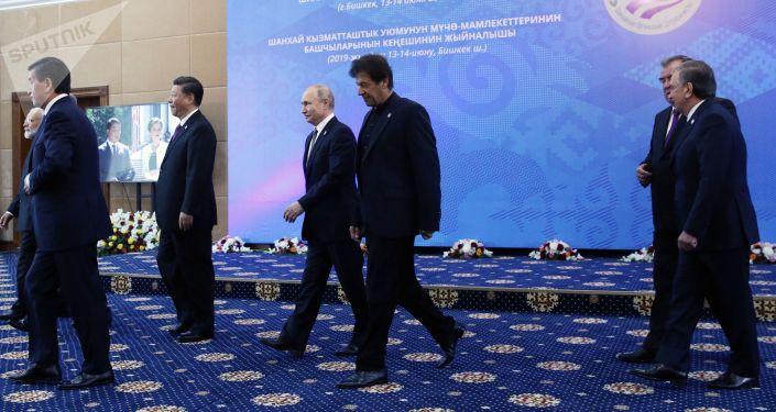 Бишкектеги ШКУнун саммити – 2019