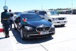 В Бишкек на саммит ШОС прибыли президенты и премьер-министры 11 стран. Кто-то привез с собой личные авто, а кому-то машины предоставило Управление делами президента и правительства КР.