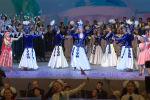 Накануне в Бишкеке состоялся гала-концерт Караван дружбы. Выступили деятели искусства из стран — участниц и наблюдателей Шанхайской организации сотрудничества.
