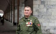 20 лет назад Чолпонбек Жээналиев добровольцем отправился в зону боевых действий в Баткенской области.