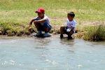 Управление внутренних дел Оша опубликовало социальный ролик, рассказывающий о необходимости соблюдения мер безопасности на воде.