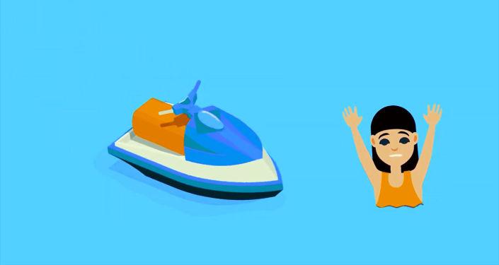 ӨКМдин кызматкерлери элге суу объектилеринде коопсуздук эрежелерин сактоо боюнча түшүндүрүү иштерин жүргүзүүдө.
