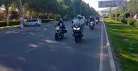 С 2008 года день мотоциклиста стали праздновать в третий понедельник июня, а официально его утвердили в 2016-м.