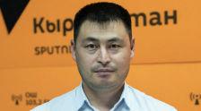 Маданият, маалымат жана туризм министрлигинин өкүлү Ринат Бакеев