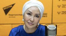 Көркөм гимнастика федерациясынын вице-президенти Назира Айдарова