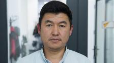 Заместитель начальника Управления землепользования и строительства мэрии Бишкека Темир Касымов
